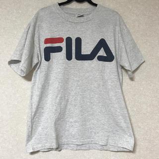 フィラ(FILA)の【FILA】90's made in USA ビッグシルエット  半袖Tシャツ(Tシャツ/カットソー(半袖/袖なし))