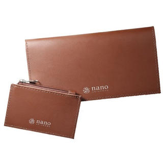 ナノユニバース(nano・universe)のナノユニバース 財布 札入れ コインケース(長財布)