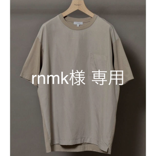 ビューティアンドユースユナイテッドアローズ(BEAUTY&YOUTH UNITED ARROWS)の《BEAUTY&YOUTH》ワイドフォルム Tシャツ 《美品》(Tシャツ/カットソー(半袖/袖なし))