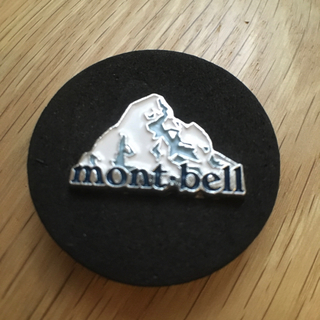 モンベル(mont bell)のmont-bell ピンバッジ(その他)