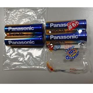 パナソニック(Panasonic)の値下げ!!【新品】単3電池 4本(その他)