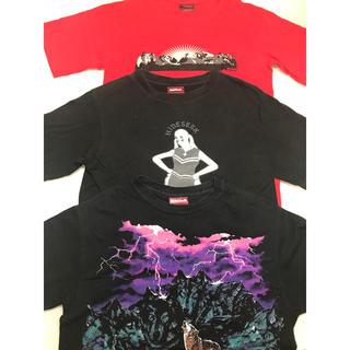 ハイドアンドシーク(HIDE AND SEEK)のHIDE AND SEEK ハイシー ティーシャツ 3枚 ハイド アンド シーク(Tシャツ/カットソー(半袖/袖なし))