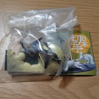 カイヨウドウ(海洋堂)の海洋堂 日本切手 立体図鑑 月に雁(その他)