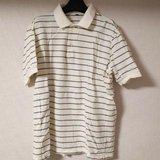 ムジルシリョウヒン(MUJI (無印良品))の無印良品 メンズL ポロシャツ (ポロシャツ)