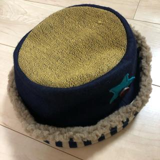 マーキーズ(MARKEY'S)の【未使用品!】grin buddy キッズ帽子 52〜54cm(帽子)