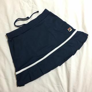 FILA - フィラ テニススコート(未使用) sサイズ