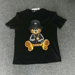 ヨウジヤマモト(Yohji Yamamoto)のY-3 Tシャツ 男女通用 美品 (Tシャツ/カットソー(半袖/袖なし))