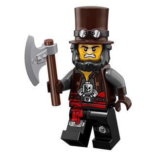 レゴ(Lego)のレゴムービー2  ミニフィギュア  アポカリプス・エイブ(キャラクターグッズ)