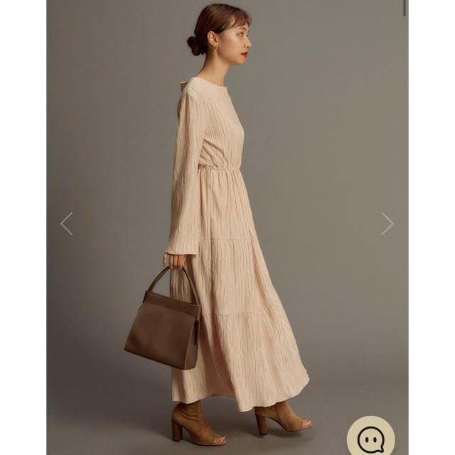 EDIT.FOR LULU(エディットフォールル)のRANDEBOO natural long dress レディースのワンピース(ロングワンピース/マキシワンピース)の商品写真