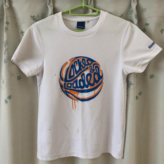 Reebok(リーボック)のスポーツウエア キッズ/ベビー/マタニティのキッズ服 男の子用(90cm~)(Tシャツ/カットソー)の商品写真