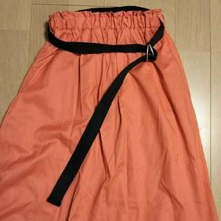 シマムラ(しまむら)のしまむら スカートに付属のベルト スカートはつきません!(ベルト)