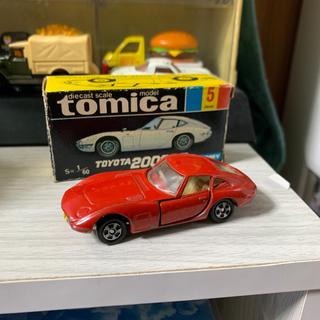トミー(TOMMY)のトミカ トヨタ2000GT 1A 日本製(ミニカー)