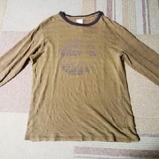 ノンネイティブ(nonnative)のnonnative(ノンネイティブ) ボーダーロングスリーブカットソー ONE(Tシャツ/カットソー(七分/長袖))