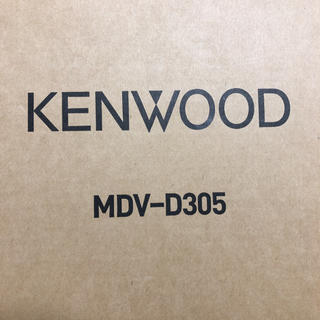 KENWOOD - カーナビ/KENWOOD/MDV-D305