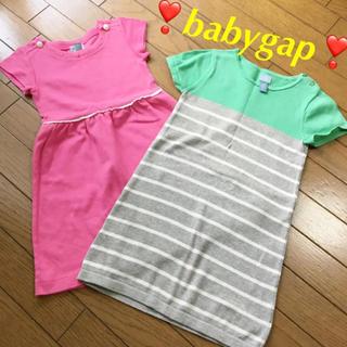 40010edea6bad ベビーギャップ(babyGAP)のベビーギャップ babyGAP 子供服 まとめ売り 女の子 100 ワンピース