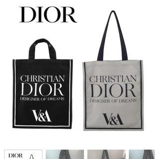 ディオール(Dior)のロンドン発V&A☆Dior☆ディオール展特別限定品トートバッグ(トートバッグ)