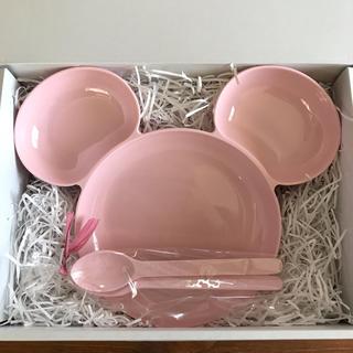 フランフラン(Francfranc)の新品 ミッキープレート皿(プレート/茶碗)