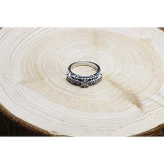 クロムハーツ(Chrome Hearts)のK154クロムハーツリング(リング(指輪))