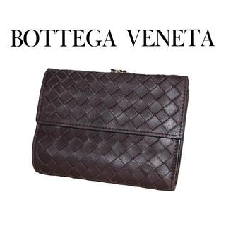 ボッテガヴェネタ(Bottega Veneta)のボッテガヴェネタ 二つ折り 財布 レディース レザー  サイフ ヴィンテージ(折り財布)