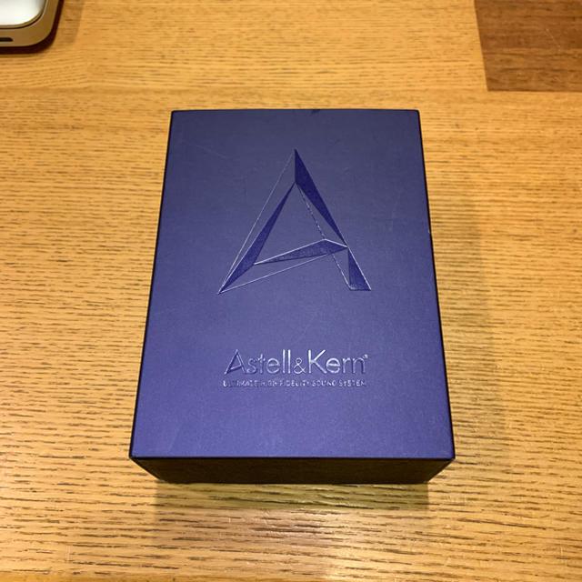 iriver(アイリバー)のAK70 True Blue Astell&Kern スマホ/家電/カメラのオーディオ機器(ポータブルプレーヤー)の商品写真