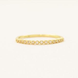 lemontree エ・クラミル キュービック レイヤードリング(リング(指輪))