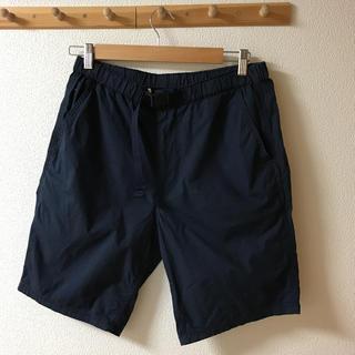 GU - gu ハーフパンツ ショートパンツ 紺