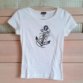 ベリーブレイン(Verybrain)のVB マリンロゴTシャツ(Tシャツ(半袖/袖なし))