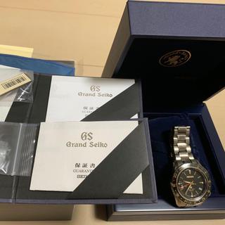 グランドセイコー(Grand Seiko)のグランドセイコー   マスターショップモデルSBGE215(腕時計(アナログ))