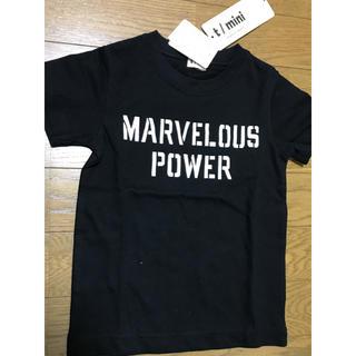 ターカーミニ(t/mini)のTシャツ ターカーミニ 丸高衣料 100 新品(Tシャツ/カットソー)