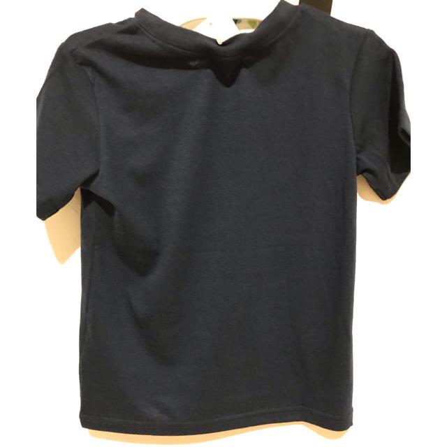 BANDAI(バンダイ)の平成仮面ライダー20周年記念Tシャツ  110㎝  ネイビー メンズのトップス(Tシャツ/カットソー(半袖/袖なし))の商品写真