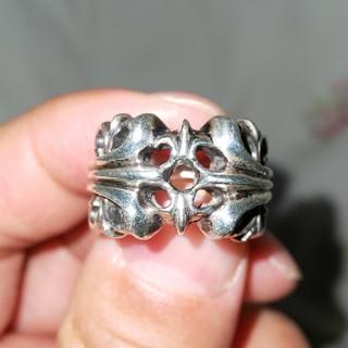 クロムハーツ(Chrome Hearts)の美品クロムハーツ リング K&T 10.5号 (リング(指輪))