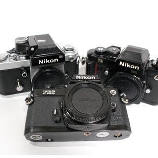 ニコン(Nikon)のNikon F2、FE2、 F3 フィルムカメラ 本体 3台セット 動作品(フィルムカメラ)