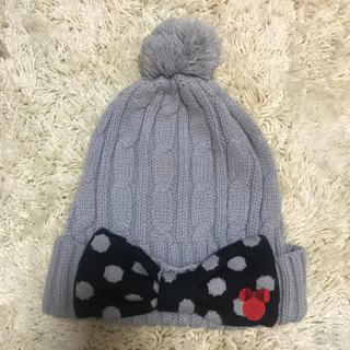 ディズニー(Disney)のディズニー ニット帽(ニット帽/ビーニー)