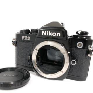 ニコン(Nikon)のNikon FE2 フィルムカメラ 本体(フィルムカメラ)