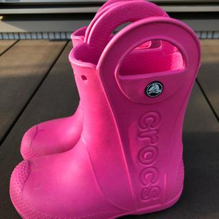 クロックス(crocs)のクロックス レインブーツ C11(長靴/レインシューズ)
