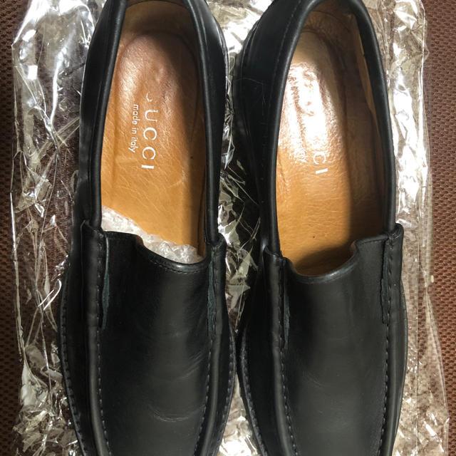 Gucci(グッチ)のGUCCI グッチ 革靴 ローファー レディースの靴/シューズ(ローファー/革靴)の商品写真