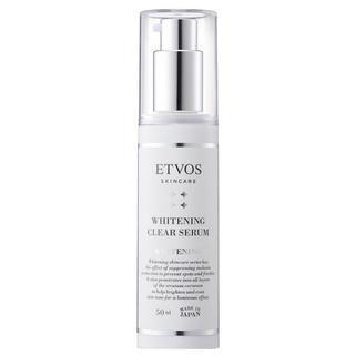 エトヴォス(ETVOS)の【新品未使用】ETVOS 薬用ホワイトニングクリアセラム 50ml(美容液)