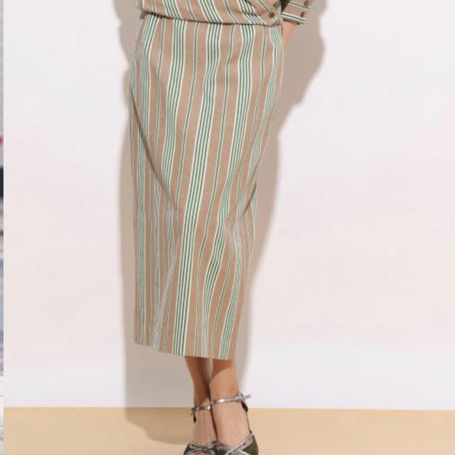 BABYLONE(バビロン)のバビロンbabylone新品今季スカート レディースのスカート(ひざ丈スカート)の商品写真