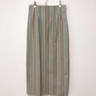 バビロン(BABYLONE)のバビロンbabylone新品今季スカート(ひざ丈スカート)