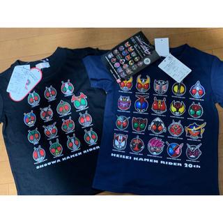 しまむら - 平成仮面ライダープレミアムTシャツ 昭和仮面ライダーTシャツ