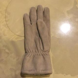 ユニクロ(UNIQLO)のユニクロ ヒートテック スウェードタッチ グローブ 右手のみ(手袋)