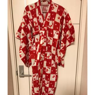ユニクロ(UNIQLO)の子供用 浴衣(甚平/浴衣)