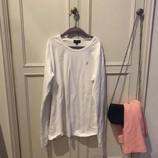 ラルフローレン(Ralph Lauren)のralph lauren♥️ロゴ刺繍カットソーlochiesantamonica(Tシャツ(長袖/七分))