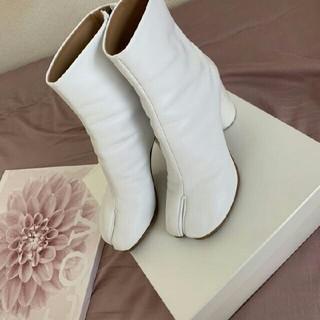 Maison Martin Margiela - マルジェラ 足袋ブーツ White