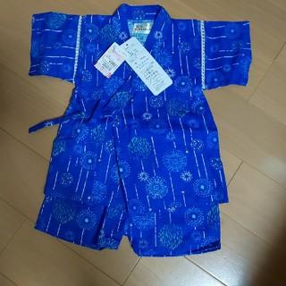 シマムラ(しまむら)の甚平 80 花火柄(甚平/浴衣)