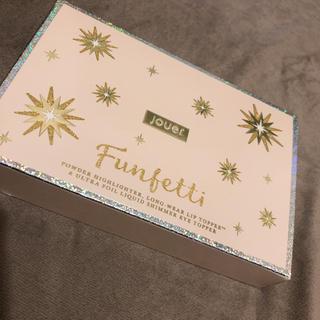 セフォラ(Sephora)のJOUER COSMETICS Funfetti Collection Set(フェイスカラー)
