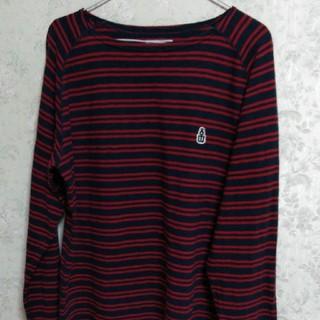 コーエン(coen)のcoen  ボーダーカットソー(Tシャツ/カットソー(七分/長袖))