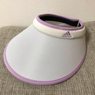 アディダス(adidas)のアディダス サンバイザー (その他)