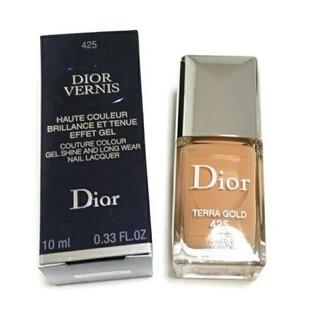 クリスチャンディオール(Christian Dior)の最新限定色★ディオール Dior ヴェルニ 425 ネイルエナメル ほぼ新品(マニキュア)