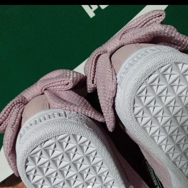 PUMA(プーマ)のプーマ スウェード BOW レディースの靴/シューズ(スニーカー)の商品写真